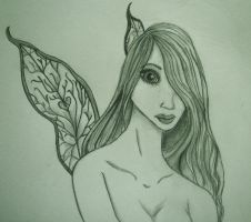 a fairy for Ms. Lottie by EyeGoCrazy