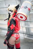Harley got a smile for you ) by K0nataChan