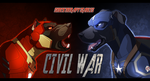 Announcement - STS Civil War Show! by ShockTherapyStables
