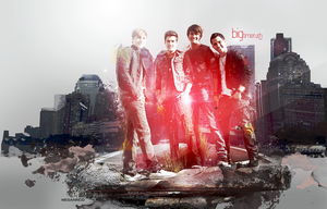 Big Time Rush MY LAPTOP BACKROUND by asha456512