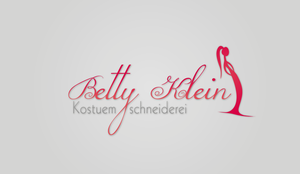 Betty Klein - Kostuemschneiderei - Logo by remember-the-silence
