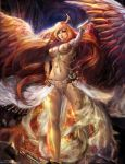 :: Angel of Destruction :: by Sangrde