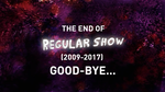 The End of Regular Show... by MikeEddyAdmirer89
