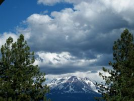 Mount Shasta by KittyEatsSouls