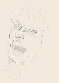 She's Filled With Secrets WIP by bwenner