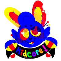 Kidcore ! || Redbubble Design by SpinachCan