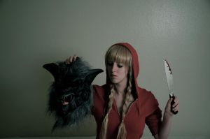 little red riding hood by Fayde2Memory