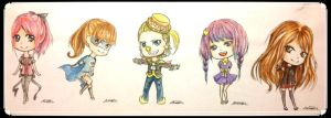 [Request] Chibi batch by Kukaruz