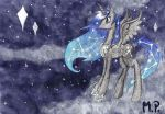 Queen Astronomica (MLP OC) by MikuPapercraft