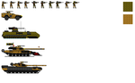 Raa Sprites by camelspit99