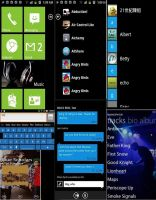 Windows Phone 7 theme For Android 2.x by theprakhar