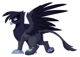 Theo - griffin forme by Miltvain