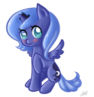 Woona~ by MagicaRin