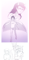 homestuck tumblr requests by Dragons-Roar