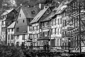 Monschau (DE) by H3ad0n