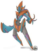 Ultimate DEOXYS by IqbalPutra