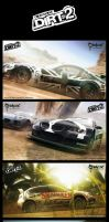 Dirt 2 by raoxcrew