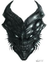 Demon SKull by MKounelakis