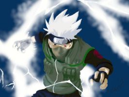 kakashi by paddy852