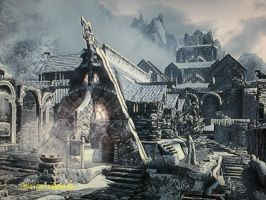 Windhelm by GeneralThomas03