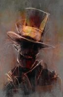 Hatter sketch by AVallois
