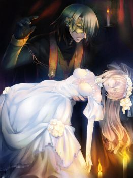 bride by gimei