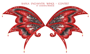 Contest: Raiyla Ench Wings by Charming--Primrose