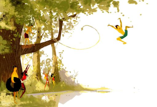 Swing by PascalCampion
