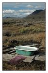 Red Carpet + Hot Bath, Nevada by StoneRoller