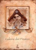 Gallery of the pirates by P0UL