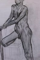 July 27, 2011 Charcoal by hEyJude4