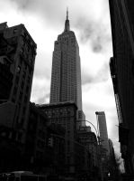 Empire State Building by LordSinrath
