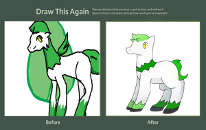Draw This Again: Coltree by PizzaPotatoNBacon