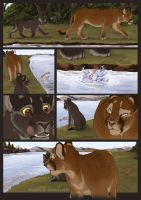 Mini Comic Page 1 by BooYeh