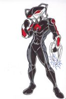 DC Revolt: The Black Manta by FrischDVH