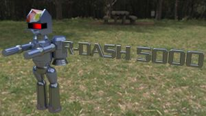 R-Dash 5000 MAGIC.MOV Edition by LinkMasterXP