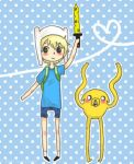 Finn and Jake! by NordicTea