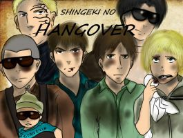 Shingeki no Hangover by nika-chann