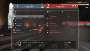 Team Fortress 2 Sniper Score 300 ping by AJXP66
