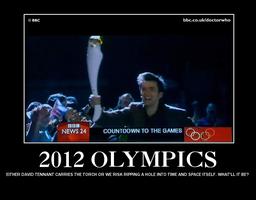 2012 Olympics by StarlightWhispers