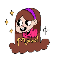 Mabel by GalaxySpook