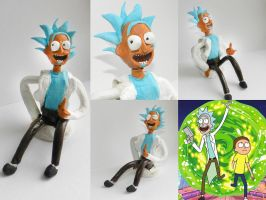 Rick Clay Figure by nicolaykoriagin