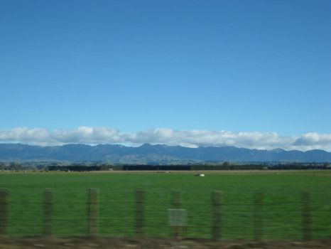 Ruahine Ranges by smudge-92