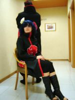 Pein and Konan cosplay 01 by NekoSamaWorks