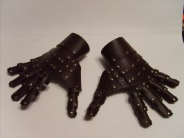 Steampunk Gauntlets by Barristan