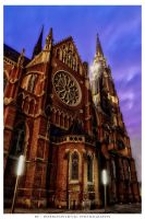 HDR chatedral by phoenixos