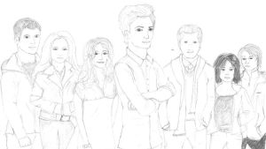 The Cullens by the-sharpest-life