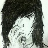 Andy 'Biersack' Sixx by Midnight-Rainstorm