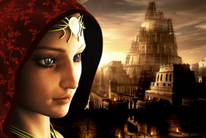 The Princess of Persia by cdcnkkuy004