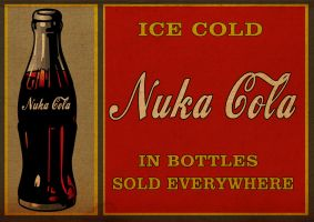 Ice Cold Nuka Cola by Crome676